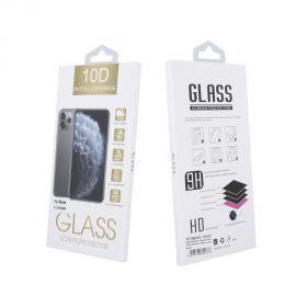 10D juodas apsauginis ekrano stikliukas Huawei P Smart 2021 / Y7A / Honor 10X Lite