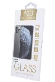10D juodas apsauginis ekrano stikliukas Xiaomi Redmi Note 10 5G