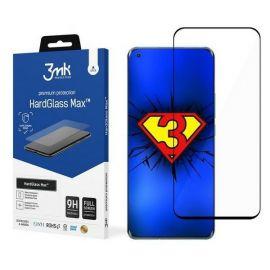 "3D Juodas apsauginis stiklas Xiaomi Mi 11 5G ""3MK Hard Glass Max"""