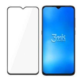 "3D Juodas apsauginis stiklas Xiaomi Poco M3 / Redmi 9T ""3MK Hard Glass Max"""