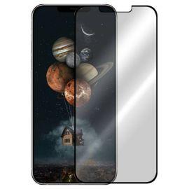 5D juodas apsauginis ekrano stikliukas Apple iPhone 12 mini