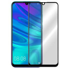 5D juodas apsauginis ekrano stikliukas Huawei P Smart Plus 2019
