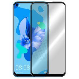 5D juodas apsauginis ekrano stikliukas Huawei P40 Lite / P20 Lite 2019