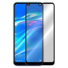 5D juodas apsauginis ekrano stikliukas Huawei Y7 2019 / Enjoy 9 / Y7 Prime 2019