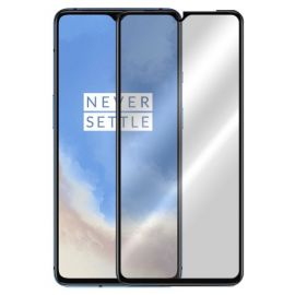 5D juodas apsauginis ekrano stikliukas OnePlus 7T