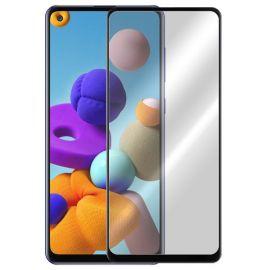 5D juodas apsauginis ekrano stikliukas Samsung Galaxy A217 A21s