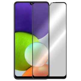 5D juodas apsauginis ekrano stikliukas Samsung Galaxy A225 A22 4G