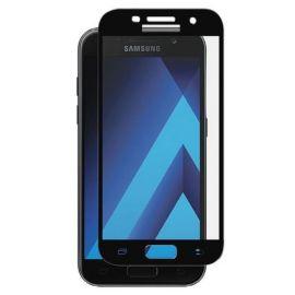 5D juodas apsauginis ekrano stikliukas Samsung Galaxy A320 A3 2017