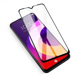 """5D juodas apsauginis ekrano stikliukas Samsung Galaxy A42 5G """"Ceramic Glass"""""""