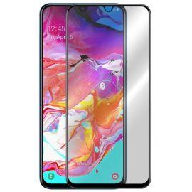 5D juodas apsauginis ekrano stikliukas Samsung Galaxy A705 A70