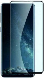 5D juodas apsauginis ekrano stikliukas Samsung Galaxy G973 S10 (Su išpjovimu)