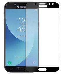 5D juodas apsauginis ekrano stikliukas Samsung Galaxy J730 J7 2017