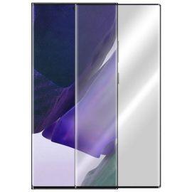 5D juodas apsauginis ekrano stikliukas Samsung Galaxy Note 20 Ultra (Be išpjovimo piršto antspaudui)