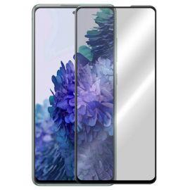 5D juodas apsauginis ekrano stikliukas Samsung Galaxy S20 FE