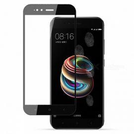 5D juodas apsauginis ekrano stikliukas Xiaomi Mi A1 / 5X