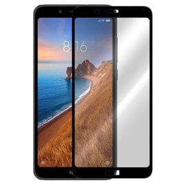 5D juodas apsauginis ekrano stikliukas Xiaomi Redmi 7A
