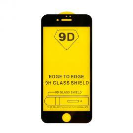 9D juodas apsauginis ekrano stikliukas Apple iPhone 7 / 8 / SE 2020