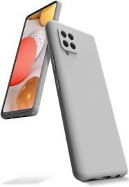 "Akmens spalvos dėklas Samsung Galaxy A426 A42 ""Mercury Silicone"""