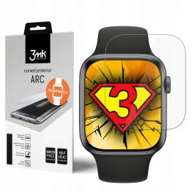 Apsauginė ekrano plėvelė 3MK Watch ARC Apple Watch SE 44mm 3vnt