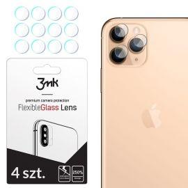 """Apsauginė plėvelė galiniai kameriai Apple iPhone 11 Pro Max """"3MK Flexible Glass"""""""