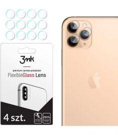 """Apsauginė plėvelė galiniai kameriai Apple iPhone 12 Pro Max """"3MK Flexible Glass"""""""