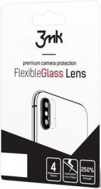 """Apsauginė plėvelė galiniai kameriai Samsung Galaxy A125 A12 """"3MK Flexible Glass"""""""