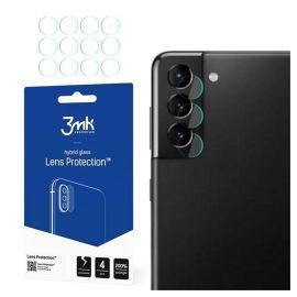 """Apsauginė plėvelė galiniai kameriai Samsung Galaxy S21 """"3MK Hybrid Glass"""""""