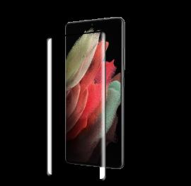 """Apsauginis ekrano stikliukas Samsung Galaxy S21 Ultra """"BeHello High Impact Glass"""""""