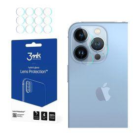 """Apsauginis plėvelė galiniai kamerai Apple iPhone 13 Pro Max """"3MK Lens"""" 4vnt"""