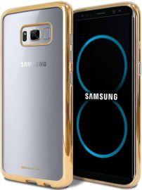 """Auksinės dėklas Samsung Galaxy G950 S8 """"Mercury Ring 2"""""""