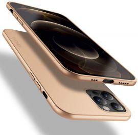 """Auksinės spalvos dėklas Apple iPhone 12 Pro Max """"X-level Guardian"""""""