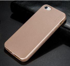 """Auksinės spalvos dėklas Apple iPhone 5 """"X-level Guardian"""""""