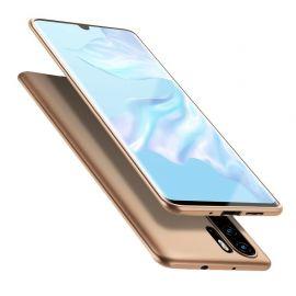 """Auksinės spalvos dėklas Huawei P30 Pro """"X-level Guardian"""""""
