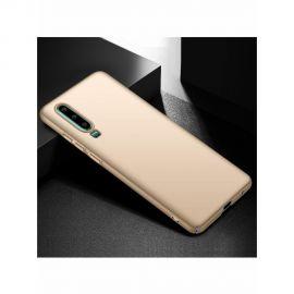 """Auksinės spalvos dėklas Huawei P30 """"X-level Guardian"""""""