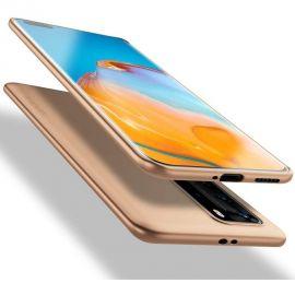 """Auksinės spalvos dėklas Huawei P40 Pro """"X-level Guardian"""""""