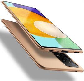 """Auksinės spalvos dėklas Samsung Galaxy A325 A32 4G """"X-level Guardian"""""""