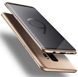 """Auksinės spalvos dėklas Samsung Galaxy G965 S9 Plus """"X-level Guardian"""""""