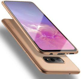 """Auksinės spalvos dėklas Samsung Galaxy G970 S10e """"X-level Guardian"""""""