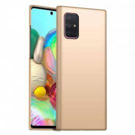 """Auksinės spalvos dėklas Samsung Galaxy M51 """"X-level Guardian"""""""