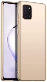 """Auksinės spalvos dėklas Samsung Galaxy Note 10 Lite / A81 """"X-level Guardian"""""""