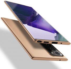 """Auksinės spalvos dėklas Samsung Galaxy Note 20 Ultra """"X-level Guardian"""""""