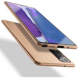"""Auksinės spalvos dėklas Samsung Galaxy Note 20 """"X-level Guardian"""""""
