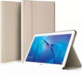 """Auksinis dėklas Huawei MediaPad T5 10.0 """"Folio Cover"""""""