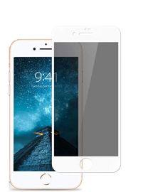 "Baltas apsauginis stiklas Apple iPhone 7 / 8 ""Full Privacy"""