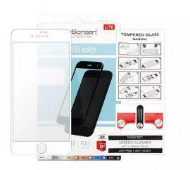 "Baltas apsauginis stikliukas Apple iPhone 7 / 8 / SE 2020 ""MyScreen Lite Edge Full Glue"""