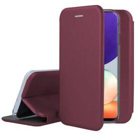 "Bordo atverčiamas dėklas Samsung Galaxy A225 A22 4G ""Book Elegance"""