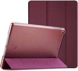 "Bordo dėklas Apple iPad Air 10.9 2020 ""Smart Leather"""