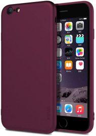 """Bordo spalvos dėklas Apple iPhone 6 / 6S """"X-level Guardian"""""""