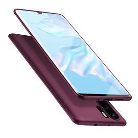 "Bordo spalvos dėklas Huawei P30 Pro ""X-level Guardian"""