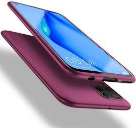 """Bordo spalvos dėklas Huawei P40 Lite / Nova 6 SE / Nova 7i """"X-level Guardian"""""""
